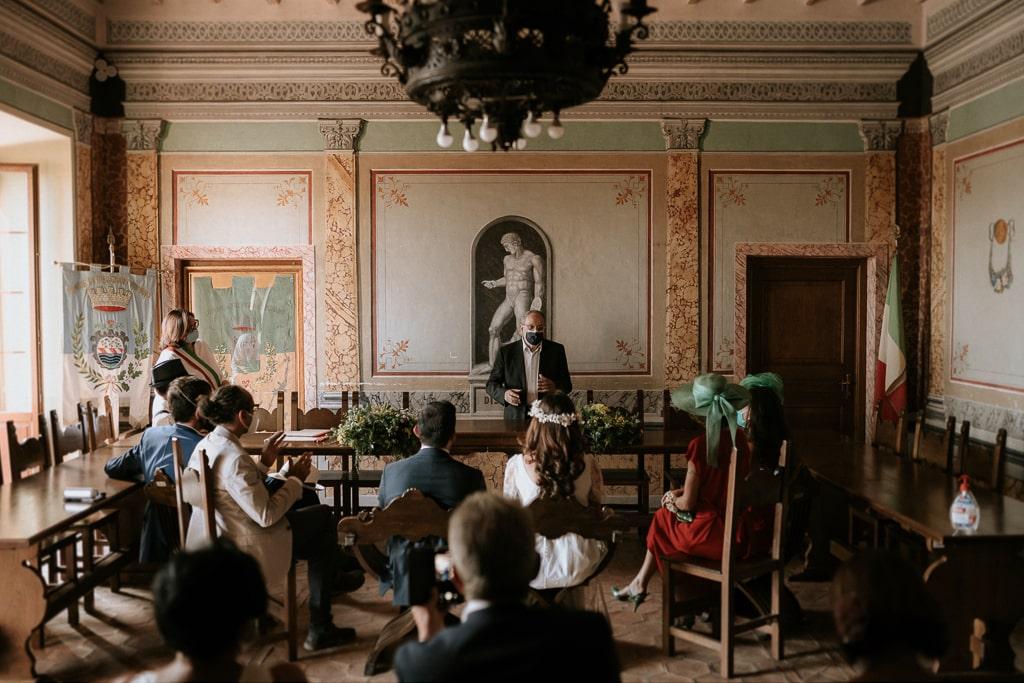 rito civile matrimonio trevignano romano