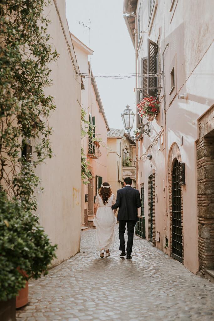 matrimonio trevignano romano