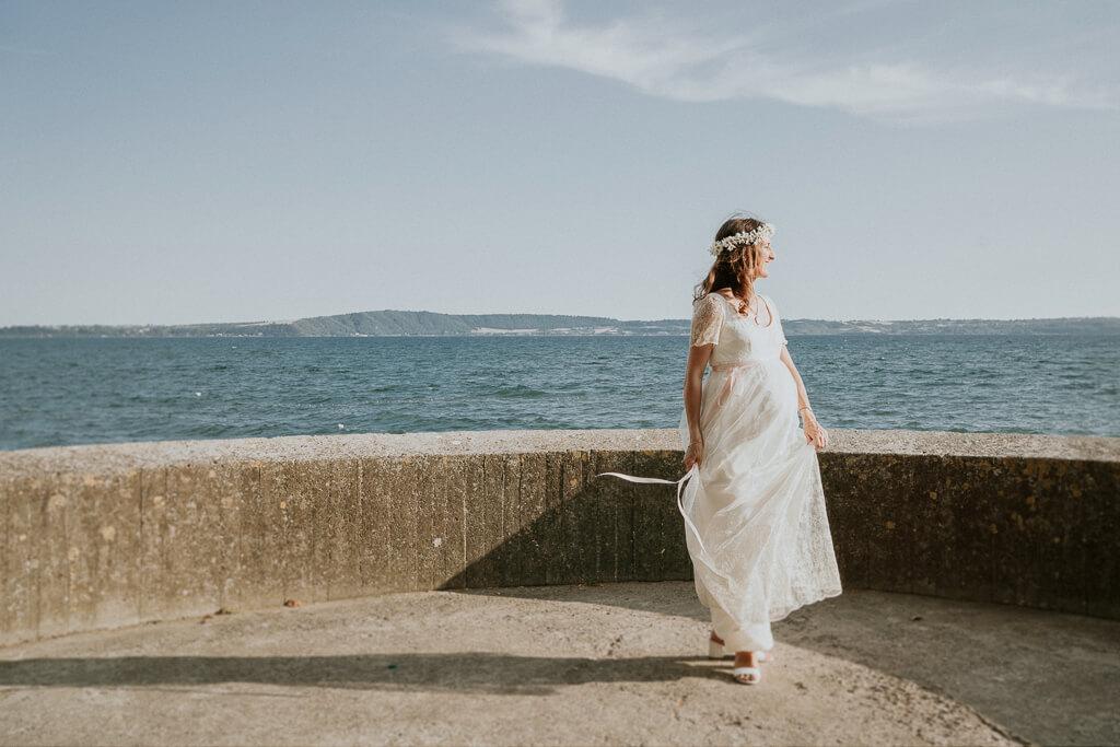 sposa matrimonio trevignano romano