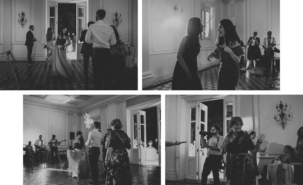 balli di matrimonio villa aurelia
