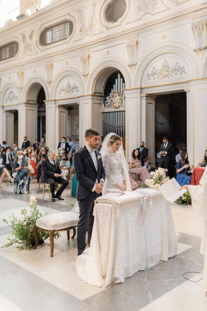 matrimonio santa cecilia in trastevere