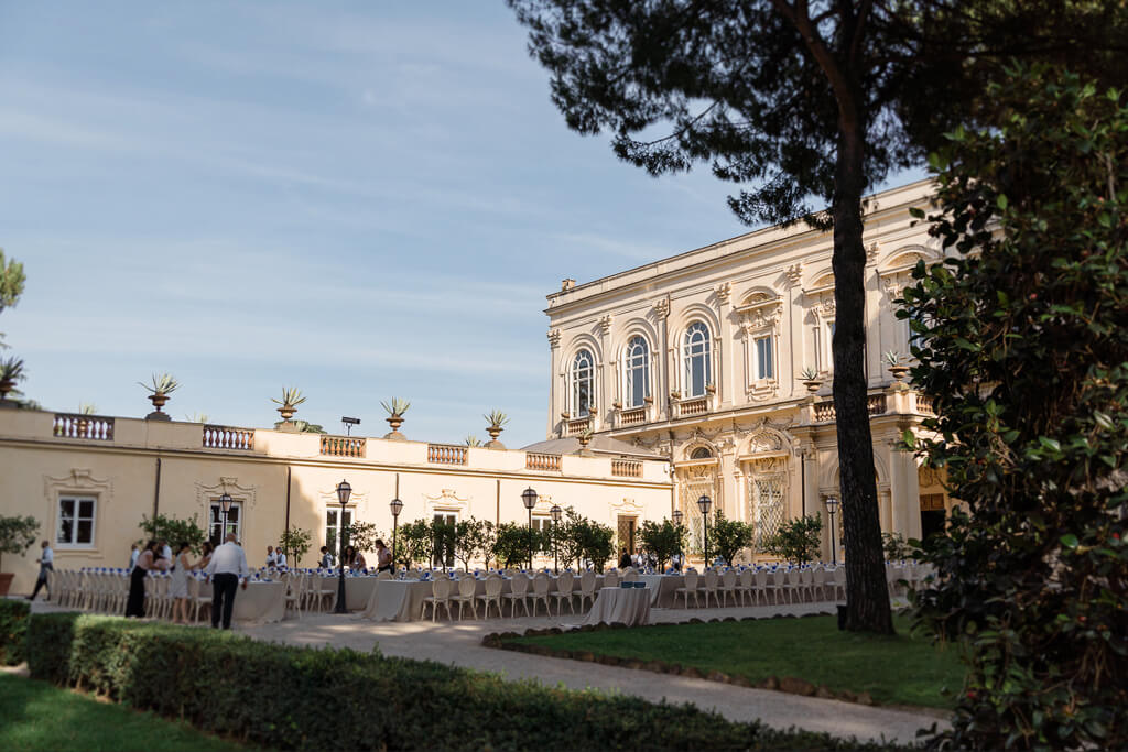 villa aurelia roma
