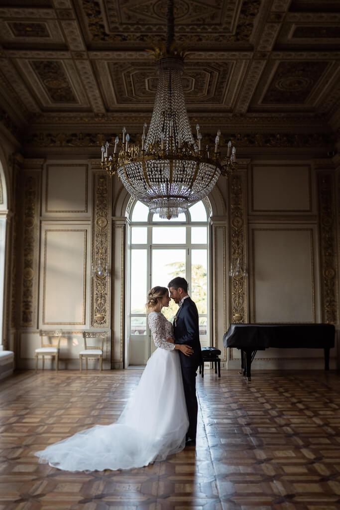 fotografo matrimonio villa aurelia